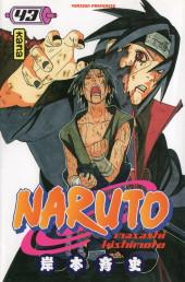 Naruto -43- Celui qui sait