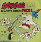 Arthur le fantôme (Poche) -10- Poche n°10