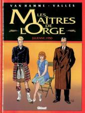 Les maîtres de l'Orge -5- Julienne, 1950