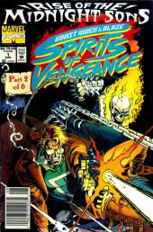 Ghost Rider/Blaze: Spirits of Vengeance (Marvel - 1992) -1- Rise of the midnight sons part 2