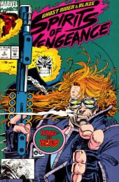 Ghost Rider/Blaze: Spirits of Vengeance (Marvel - 1992) -2- Steel vengeance