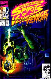 Ghost Rider/Blaze: Spirits of Vengeance (Marvel - 1992) -6- Spirits of Venom part 4 : last rites