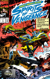 Ghost Rider/Blaze: Spirits of Vengeance (Marvel - 1992) -7- A day of vengeance, a day of death