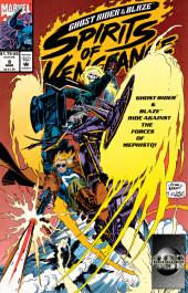 Ghost Rider/Blaze: Spirits of Vengeance (Marvel - 1992) -8- Devil dance