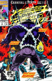 Ghost Rider/Blaze: Spirits of Vengeance (Marvel - 1992) -9- Carnival of death part 1