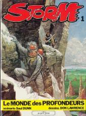 Storm -1- Le monde des profondeurs