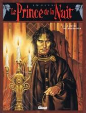 Le prince de la Nuit -2- La lettre de l'inquisiteur