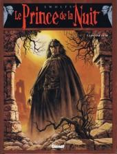 Le prince de la Nuit -3- Pleine lune