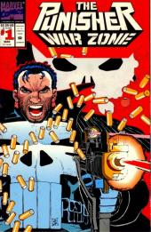 Punisher War Zone (1992) -1- Only the dead know brooklyn