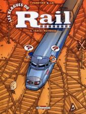 Les blagues du rail -1- Farces motrices
