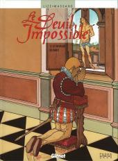 Le deuil impossible -1- Le chevalier du Christ