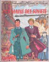 Brian et Alves (Les aventures) -1- Aux mains des soviets