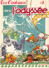 Les centaures (Desberg/Seron) -3- L'odyssée