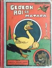 Gédéon -10- Gédéon roi de Matapa