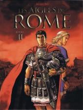 Les aigles de Rome -2- Livre II