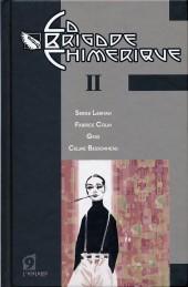 La brigade Chimérique -2- Cagliostro - La chambre ardente