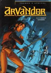 Arvandor -1- La cabale sombre