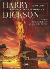 Harry Dickson (Nolane/Roman) -13- L'héritage maudit de Rennes-le-Château