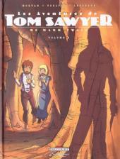 Tom Sawyer (Les Aventures de) (Lefèbvre/Morvan/Voulyzé) -3- Volume 3