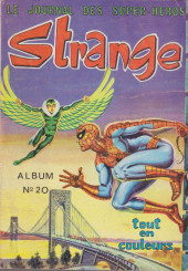 Strange -Rec020- Album N°20 (du n°59 au n°61)