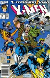 X-Men (1991) -16- X-cutionner's song part 11 : conflicting cathexes