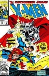 X-Men Vol.2 (Marvel comics - 1991) -15- X-cutionner's song part 7 : the camel's back