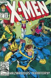 X-Men Vol.2 (Marvel comics - 1991) -13- Hazardous territory