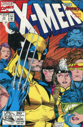 X-Men (1991) -11- The X-men vs the X-men (again)