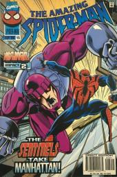 The amazing Spider-Man Vol.1 (Marvel comics - 1963) -415- Siege