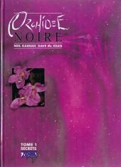 Orchidée noire -1- Secrets