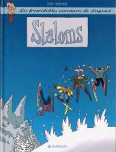 Lapinot (Les formidables aventures de) -2a- Slaloms