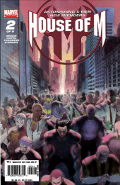 House of M (2005) -2- Book 2