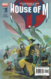 House of M (2005) -1- Book 1