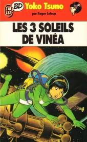 Yoko Tsuno -6Poc- Les 3 soleils de vinéa