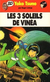 Yoko Tsuno -6Poch- Les 3 soleils de Vinéa