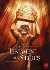 Le testament des siècles -2- La pierre de Iorden