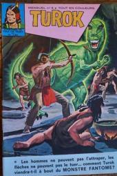 Turok -5- Le monstre fantome