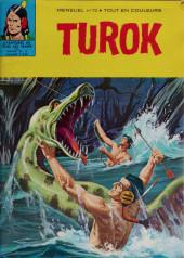 Turok -12- Perdus dans les flots