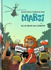 Marzi -5- Pas de liberté sans solidarité