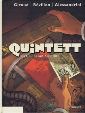 Quintett -HS- La Colline aux Serments