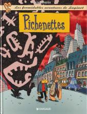 Lapinot (Les formidables aventures de) -5- Pichenettes