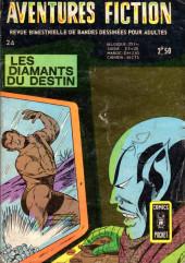 Aventures fiction (2e série) -24- Les diamants du destin