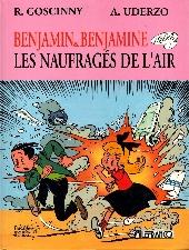 Benjamin et Benjamine -1- Les naufragés de l'air
