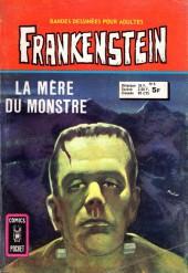 Frankenstein (Arédit - Comics Pocket) -8- La mère du monstre