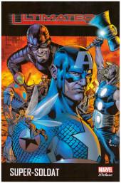 Ultimates (Marvel Deluxe) -1a09- Super-soldat