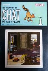 Chat de Fat Freddy (Les aventures du) -1- Tome 1