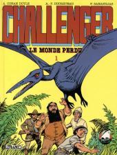 Challenger -1- Le Monde perdu (1)