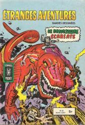 Étranges aventures (1re série - Arédit) -65- Le dinosaure écarlate