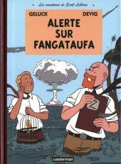 Les aventures de Scott Leblanc -1- Alerte sur Fangataufa