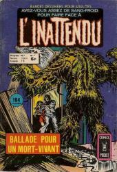 L'inattendu (Arédit) -7- Ballade pour un mort-vivant